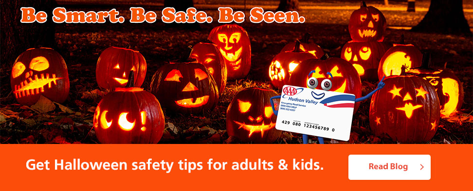 Halloween Safety Blog