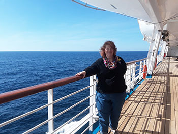 Donna W. Carnival Cruise pic
