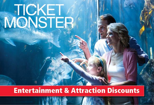 Ticket Monster ad block